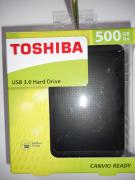 "Жесткий диск Toshiba USB 3.0 500Gb Canvio Ready 2.5"" HDTP205EK3AA"