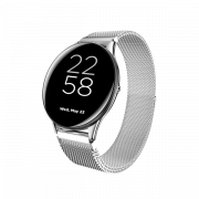 Часы Сanyon Smart Watch Silver (DS1CNSSW70SS)